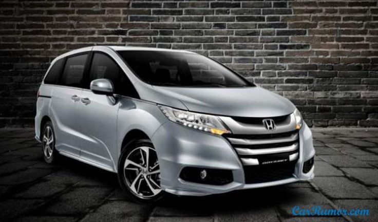 2018 Honda Odyssey USA Changes, Engine, Price and Release Date Rumor - Car Rumor