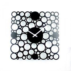 Princess Clock - Air Bubble Designed Quiet Sweep Princess Clock