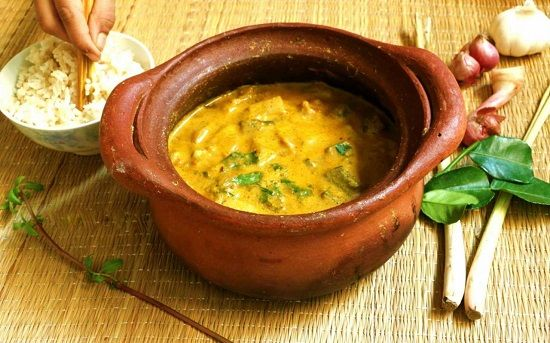 Recipe of the day: Thai Yellow Curry