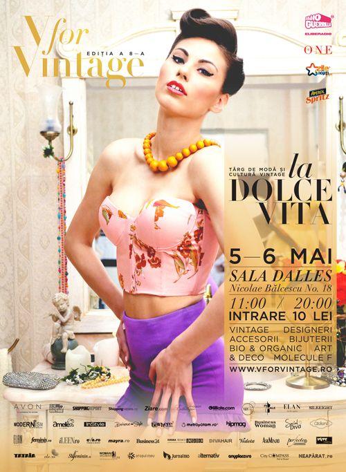 V for Vintage Fair - La Dolce Vita 2012 Part 2