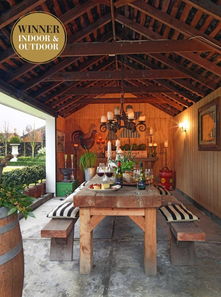 Interior of the Year 2013 - Winner Indoor & Outdoor. Converted garage.