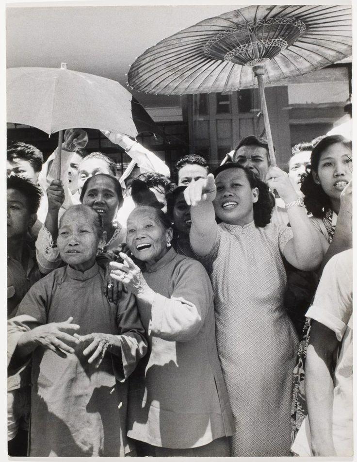 Lisa Larsen: Bandung Conference, 1955