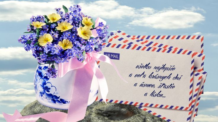 všetko najlepšie a veľa krásnych dní a úsmev, šťastie a lásku ...