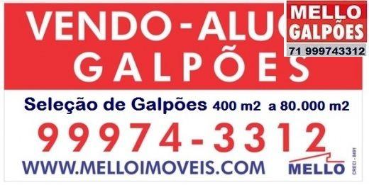 Galpões em Salvador - Os Melhores Galpões, até 14 metros, WWW ...