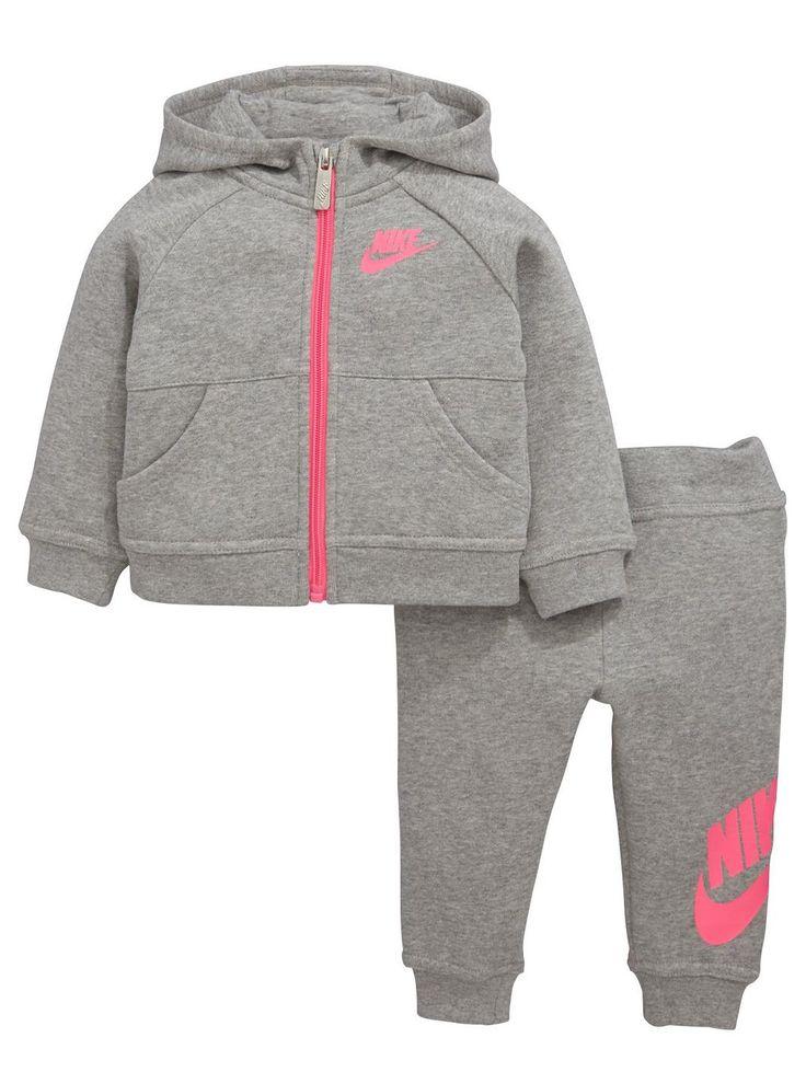Nike BABY GIRLS FUTURA TRACKSUIT, http://www.littlewoods.com/nike-baby-girls-futura-tracksuit/1600097134.prd