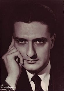 Dinu Lipatti (Romanian pronunciation: [ˈdinu liˈpati]; 1 April [O.S. 19 March] 1917 – 2 December 1950) was a Romanian classical pianist and composer whose career was cut short by his death from Hodgkin's disease at age 33. He was elected posthumously to the Romanian Academy.