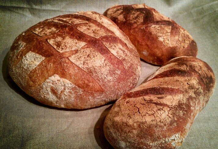 Monday breads