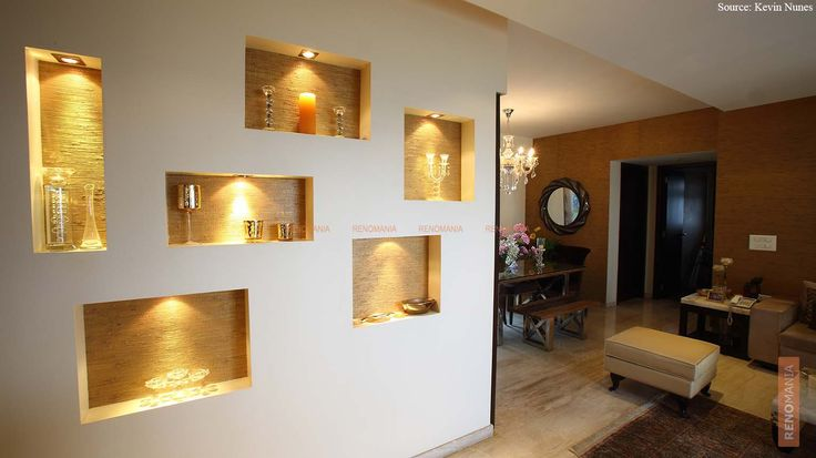 WALL NICHES – Enhance your Interiors - Renomania