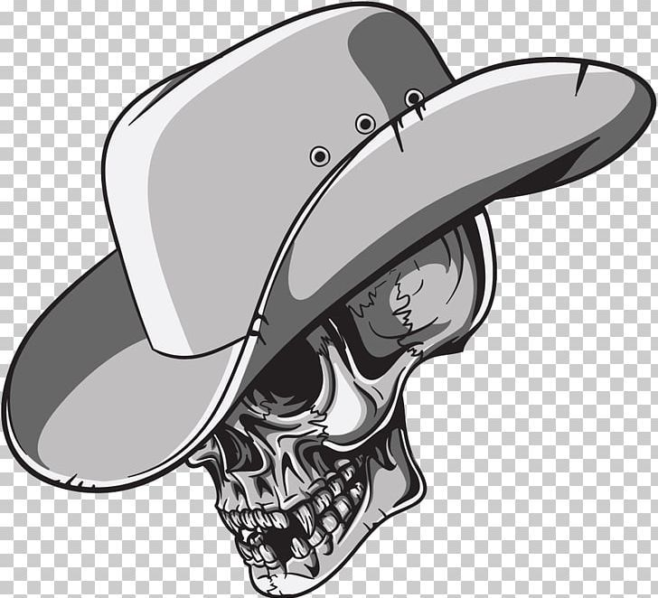 T Shirt Skull Cowboy Hat Png Black And White Bone Cap Cowboy Fantasy Cowboy Hat Tattoo Cowboy Hat Drawing Cowboy Hats Cowboy hat beanie top hat , cowboy. t shirt skull cowboy hat png black