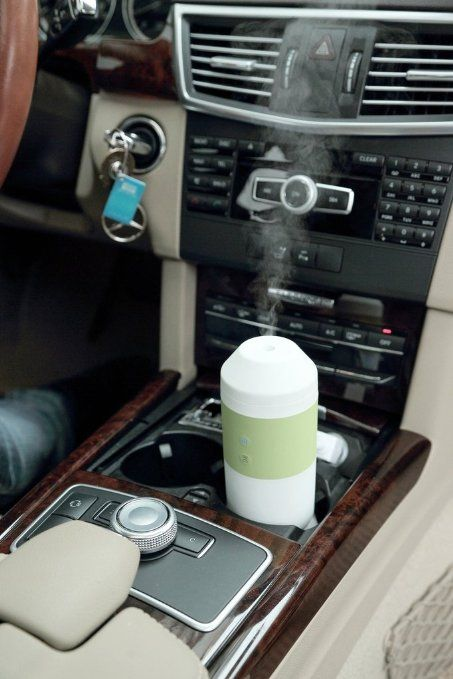 arospa electric carindoor essential oil diffuserhumidifierpurifier  car   wall plug