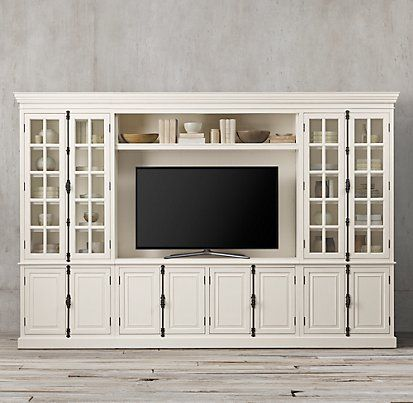 Wall Units Restoration Hardware Fireplaces Built Ins
