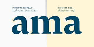 """Pensum Display Font Download  """" Pensum Display Font Download Download : http://ift.tt/2lvKLmq Gallery and Sample : http://ift.tt/2iRzMmF; Pensum Display font - designed by Nils Thomsen bring flexibility and beautiful typefaceThis font was designed for attractive design like magazines and logotypes. Pensum Display is the triangular and spiky packmate of text monster Pensum Pro. Designed to be used for anything big and for nothing that isnt big Pensum Display is a sharp high contrast design…"""