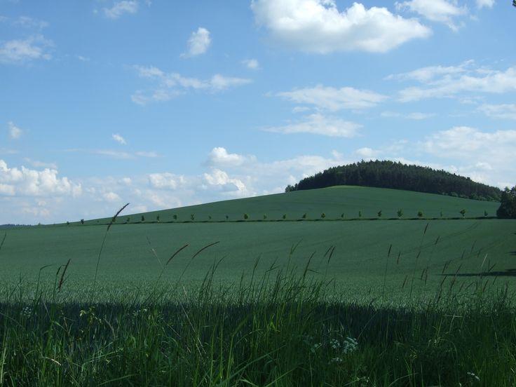 God´s beauty, near Čerčany (middle of Czech republik)
