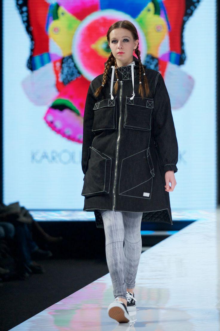 KAROLINA MARCZUK, Studio 11. FashionPhilosophy Fashion Week Poland, fot. Łukasz Szeląg #karolinamarczuk #fashionweek #fashionweekpoland #fashionphilosophy #studio #lodz