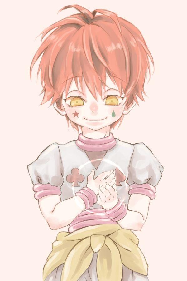 Baby Hisoka - Hunter x Hunter