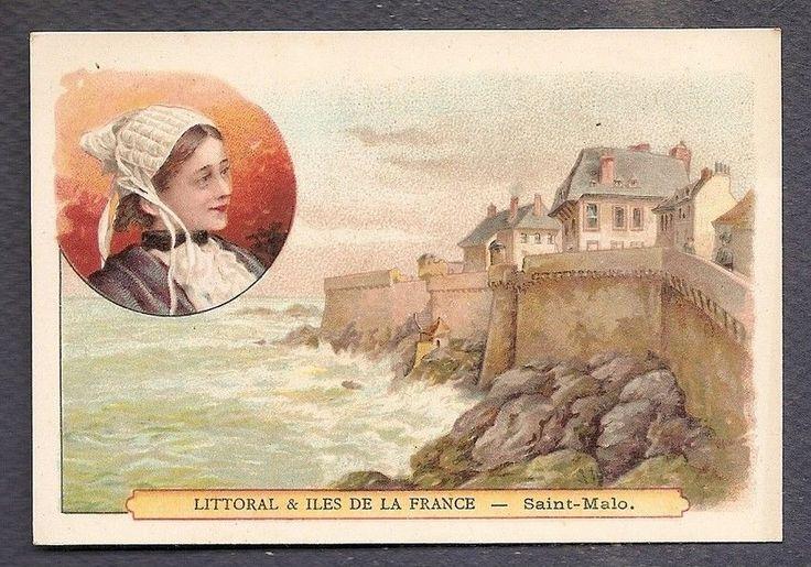 SAINT MALO - - Littoral et Iles de la France -