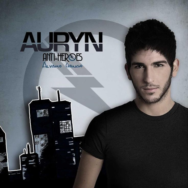 Auryn: Anti-héroes (Edición Alvaro) - 2013.