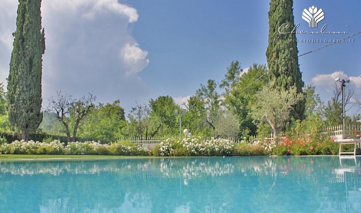 Copyright © www.vivaiodelgarda.it  Il Giardino Provenzale - Le jardin de la dèlicatesse