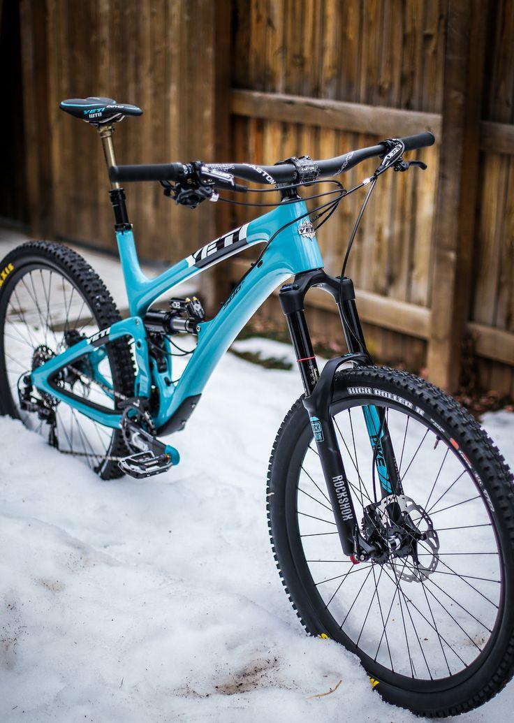 Yeti SB6 C - dacrebrochill17's Bike Check - Vital MTB
