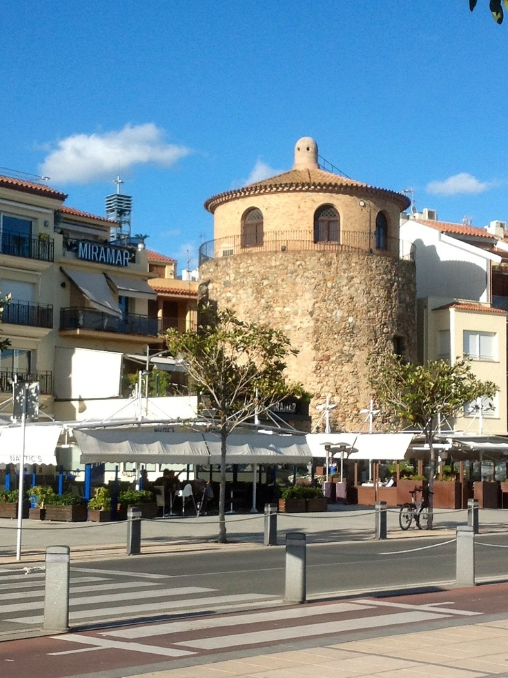 Cambrils, Spain.