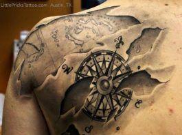30 Trendy Skin Tear Tattoo