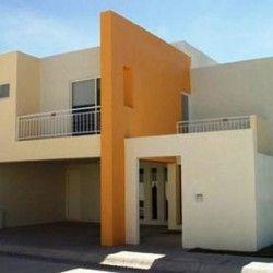 Colores para pintar la fachada de tu casa fachadas 4me for Colores para casas por fuera