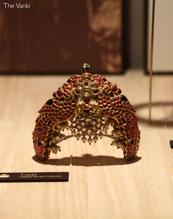 Report: Indian jewellery brand Ganjam exhibits rare, archival jewellery, which awed us with its craftsmanship & exquisite design! http://www.luxuryfacts.com/index.php/sections/article/3966