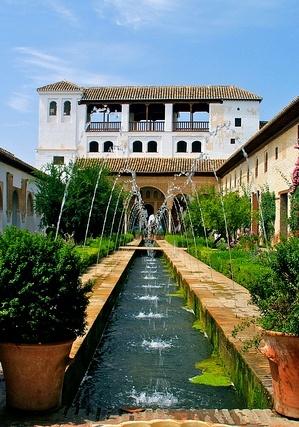 Alhambra Palace, Granada- DONE!