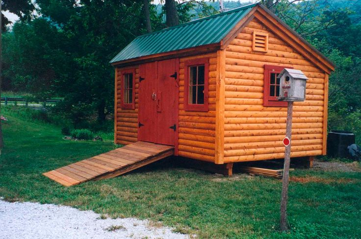 From our saltbox series this 10 39 x 12 39 shed looks for Country cabin kits
