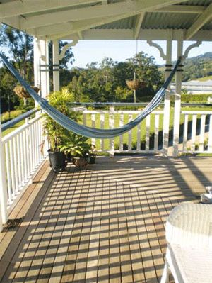 Large, open verandahs perfect for relaxing and entertaining.