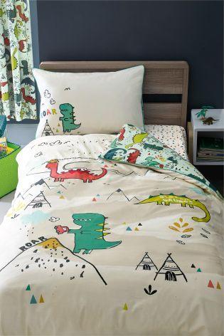Dylan The Dinosaur Bed Set