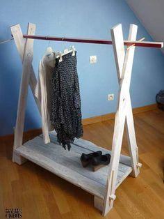 Comment créer des meubles avec des palettes en bois