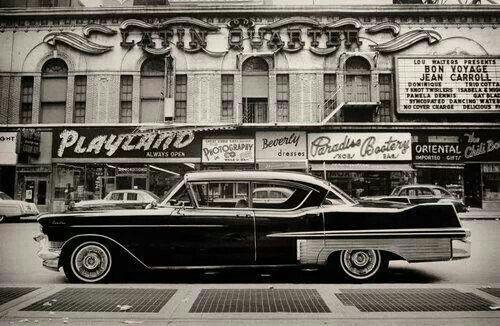 1950s lifestyle