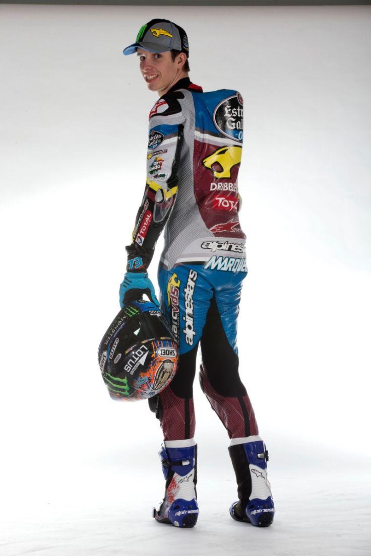 Alex Marquez, Jerez Moto2 test March 2015