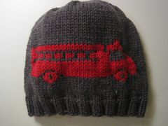 Ravelry: Fire Truck pattern by Val Campbell