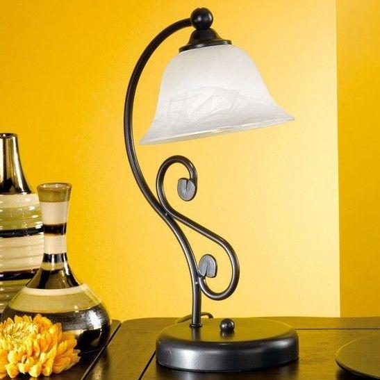Πορτατίφ - επιτραπέζιο φωτιστικό με βάση και σώμα από ατσάλι σε μαύρο χρώμα και υψηλής ποιότητας αλαβάστρινο λευκό γυαλί. MURCIA από την Eglo. ------------------------------ Portatif - table lamp with body made of steel in black color and high quality alabaster white glass. #livingroom #tablelamp #tabledecor #tablesetting #tabletop #classicstyle #classiclighting