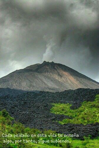 Volcán de Pacaya  -  Guatemala #Wanderlust #America #16