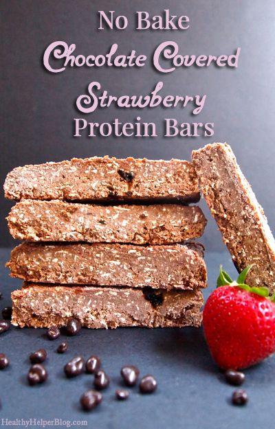 Chocolate Covered Strawberries Recipe Photos