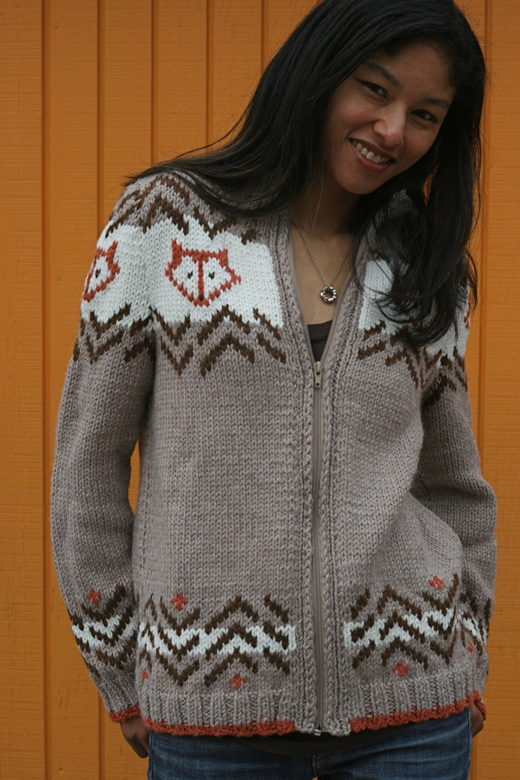 Fox Love Jacket - Julia Farwell-Clay