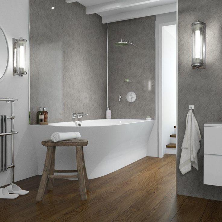 selkie board waterproof bathroomshower wall panel