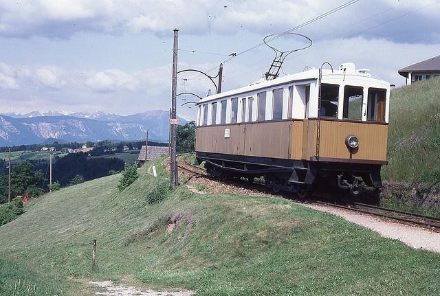 Tramways du Renon ou Rittnerbahn (Italie) by trams aux fils., via Flickr