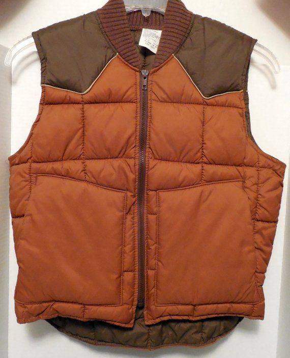 Vintage Walls Insulated Outerwear Vintage Walls Insulated Vest