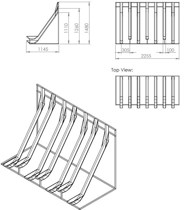Bike Shelters | Bike Stands | Cycle Racks | Cycle Storage