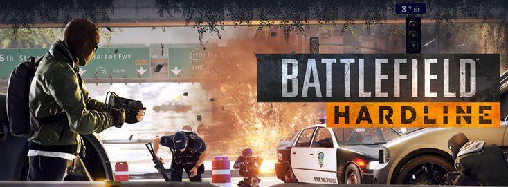 Battlefield Hardline Facebook Header by tHeSenTineL71.deviantart.com on @deviantART