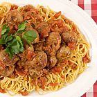 Classic Italian Meatballs recipe