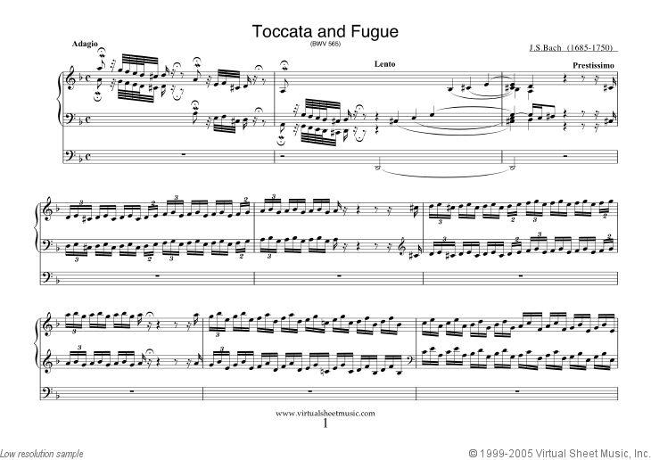 An introduction to the life and music contribution of johann sebastian bach