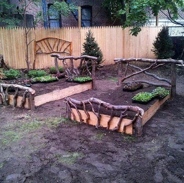 Awesome raised beds