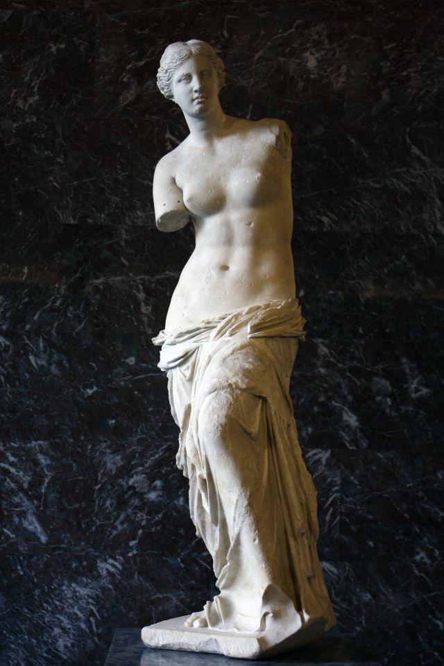 "Aphrodite, dite ""Vénus de Milo"" - Arts & Spectacles - France Culture"