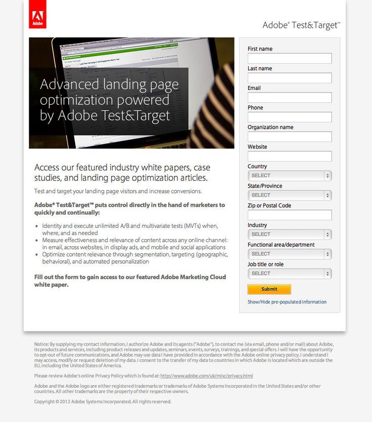 30 best ◊LANDING PAGE◊ resources images on Pinterest Social - copy api blueprint accept header