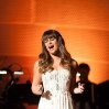 Lea Michele of Glee. What a voice!